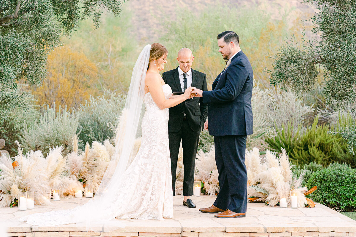 El Chorro Wedding -  Phoenix Wedding Photographer - Atlas Rose Photography AZ01