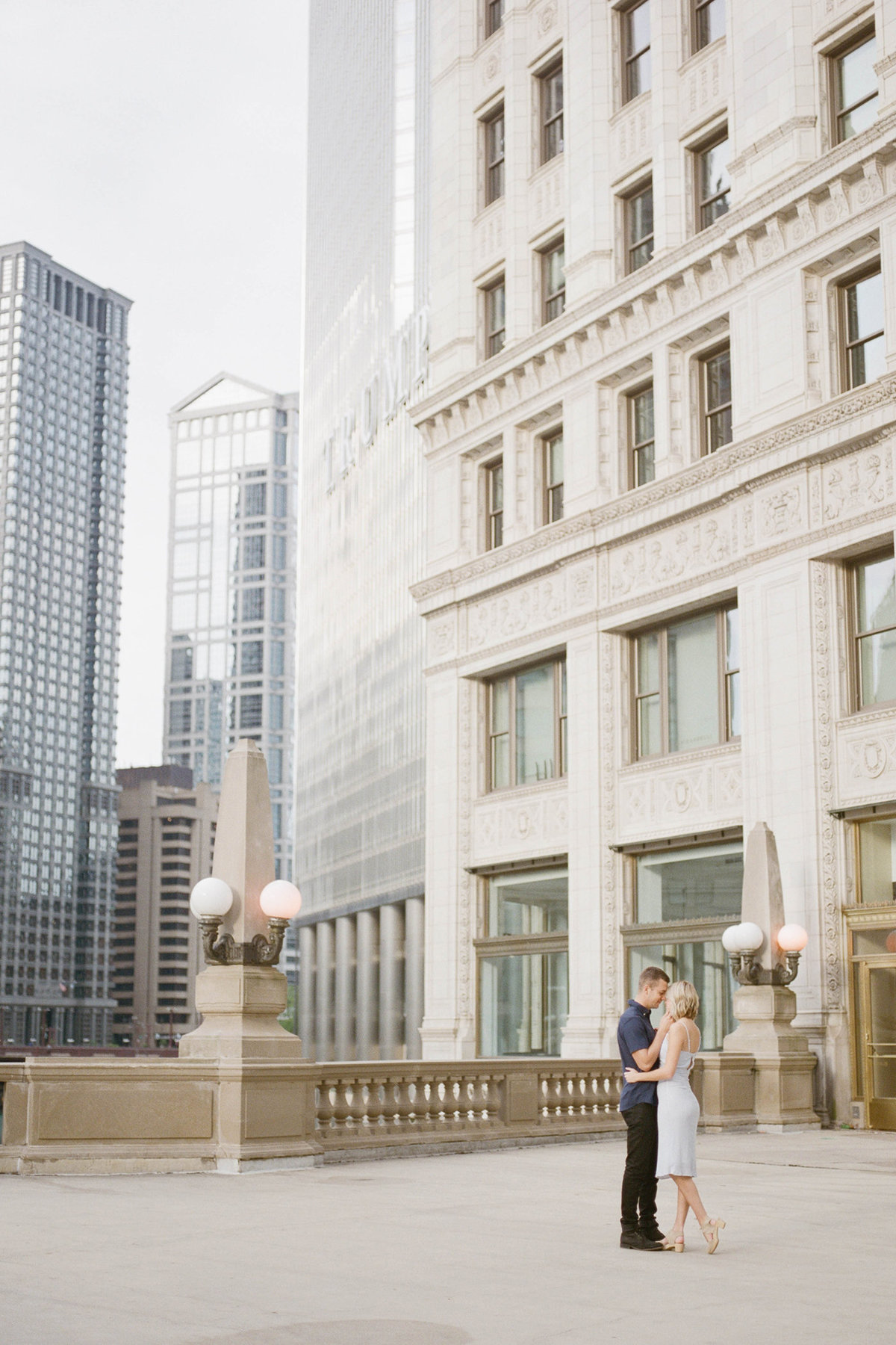 Chicago Wedding Photographer - Fine Art Film Photographer - Sarah Sunstrom - Sam + Morgan - Engagement Session - 21