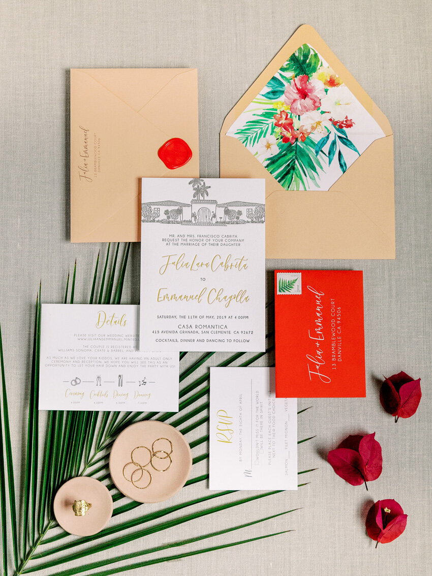 pirouettepaper.com | Wedding Stationery, Signage and Invitations | Pirouette Paper Company | Invitation Styling and Flatlays | Sposto Photography 021
