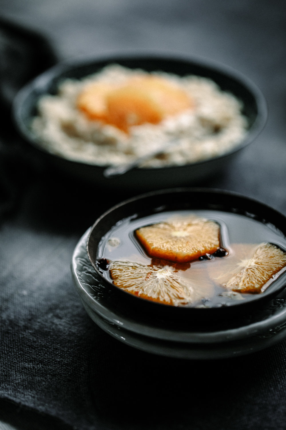 Rice Pudding With Rum Soaked Oranges - Anisa Sabet - The Macadames - Food Travel Lifestyle Photographer-299