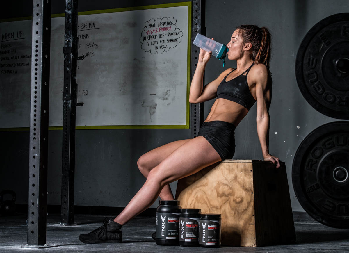 Crossfit Photographer Hardman Portraits