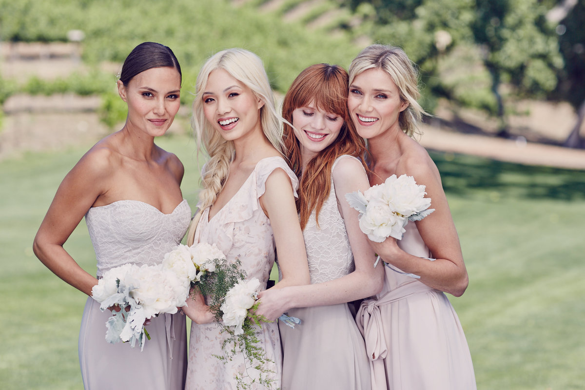 Paper Crown Lauren Conrad Bridesmaid Editorial_Valorie Darling Photography-00376