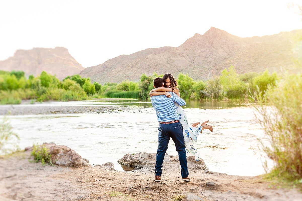 Celina + Colton - Engagement - Salt River Engagement Session-109_Lunabear Studios Portfolio