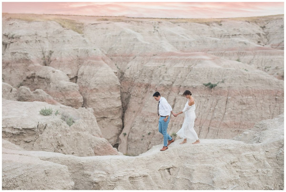 Badlands Engagement Session_0351