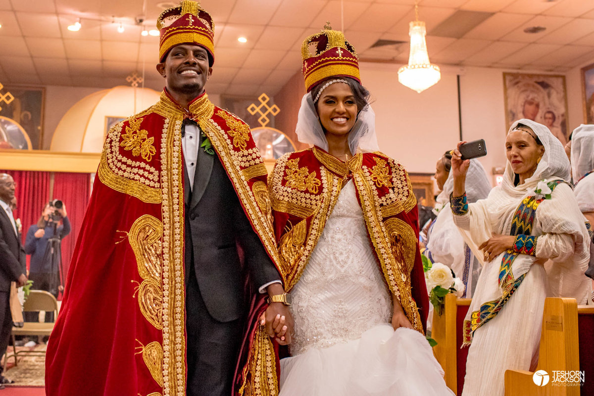 Eritrean Orthodox Wedding Ceremony-2