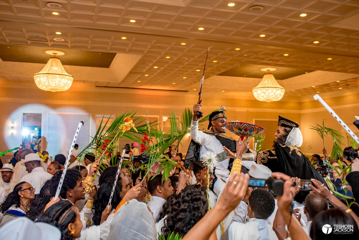 Traditional Eritrean Wedding Dallas-3