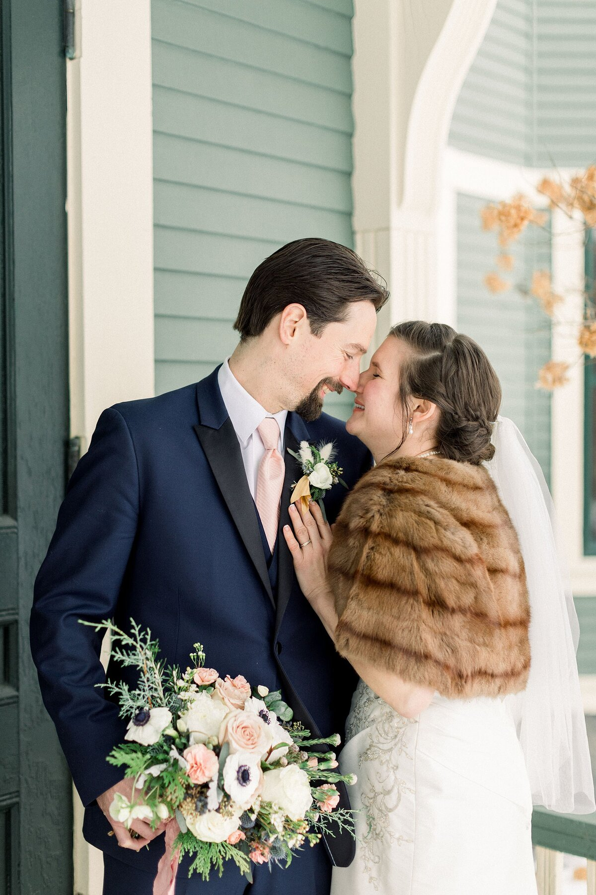Littleton NH Community House Wedding By Haie-Portraits-91