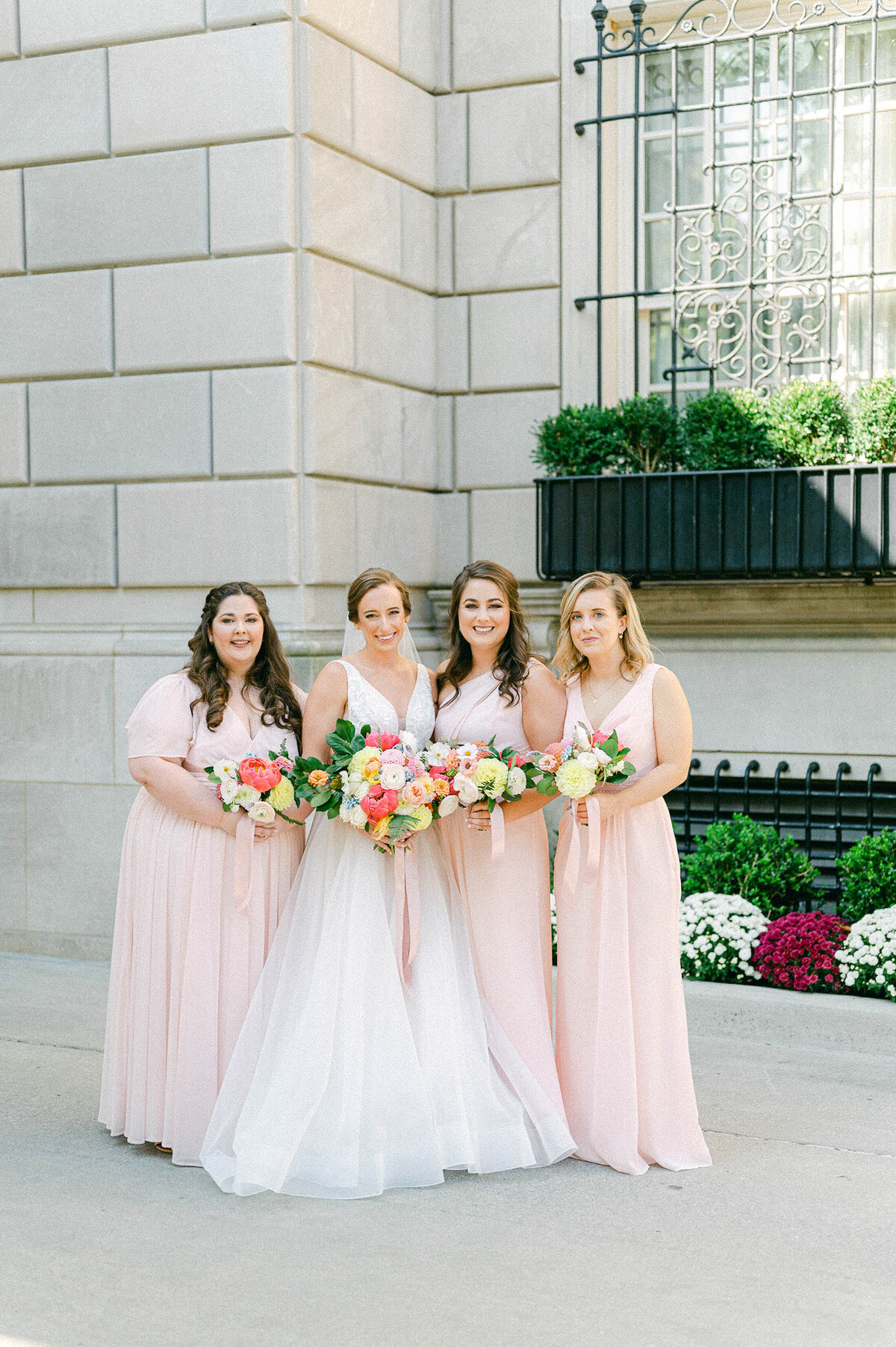 Jennifer Bosak Photography - DC Area Wedding Photography - DC, Virginia, Maryland - Jeanna + Michael - Decatur House Wedding - 2