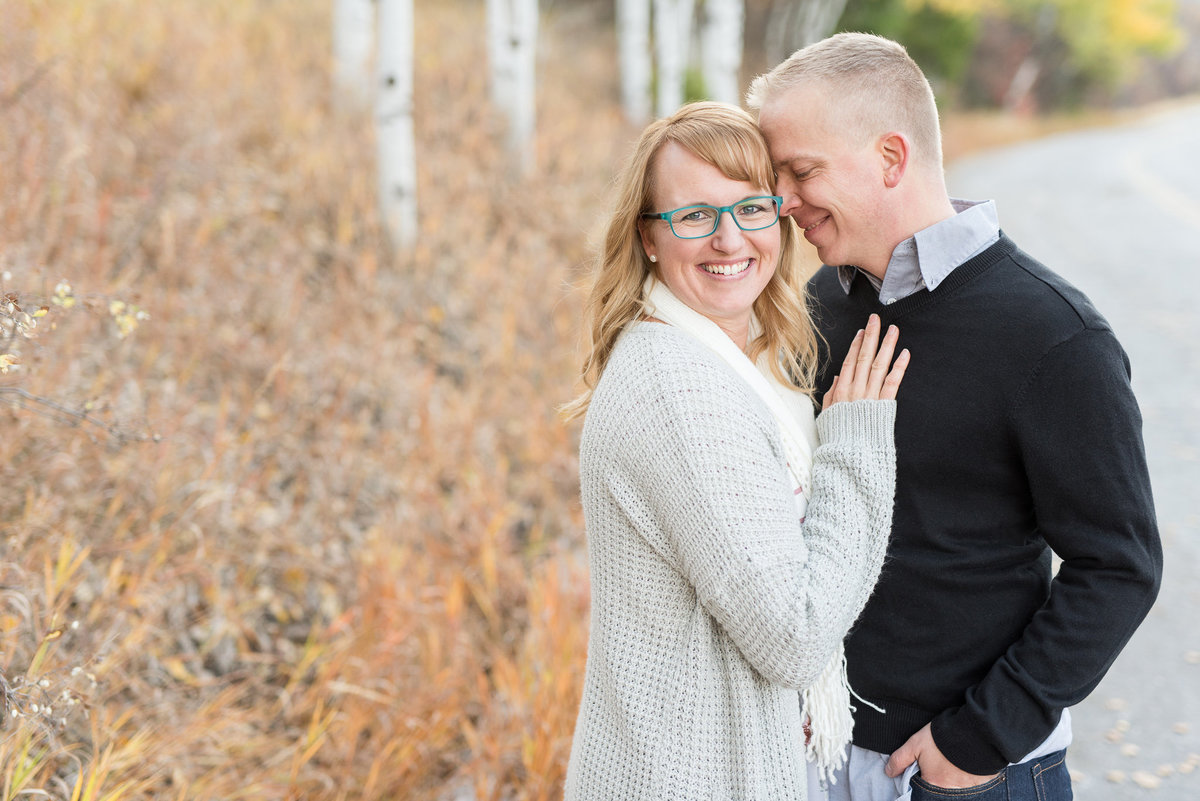 Weber County Fall Family Pictures _ Snowbasin Resort _ Jessie and Dallin_36