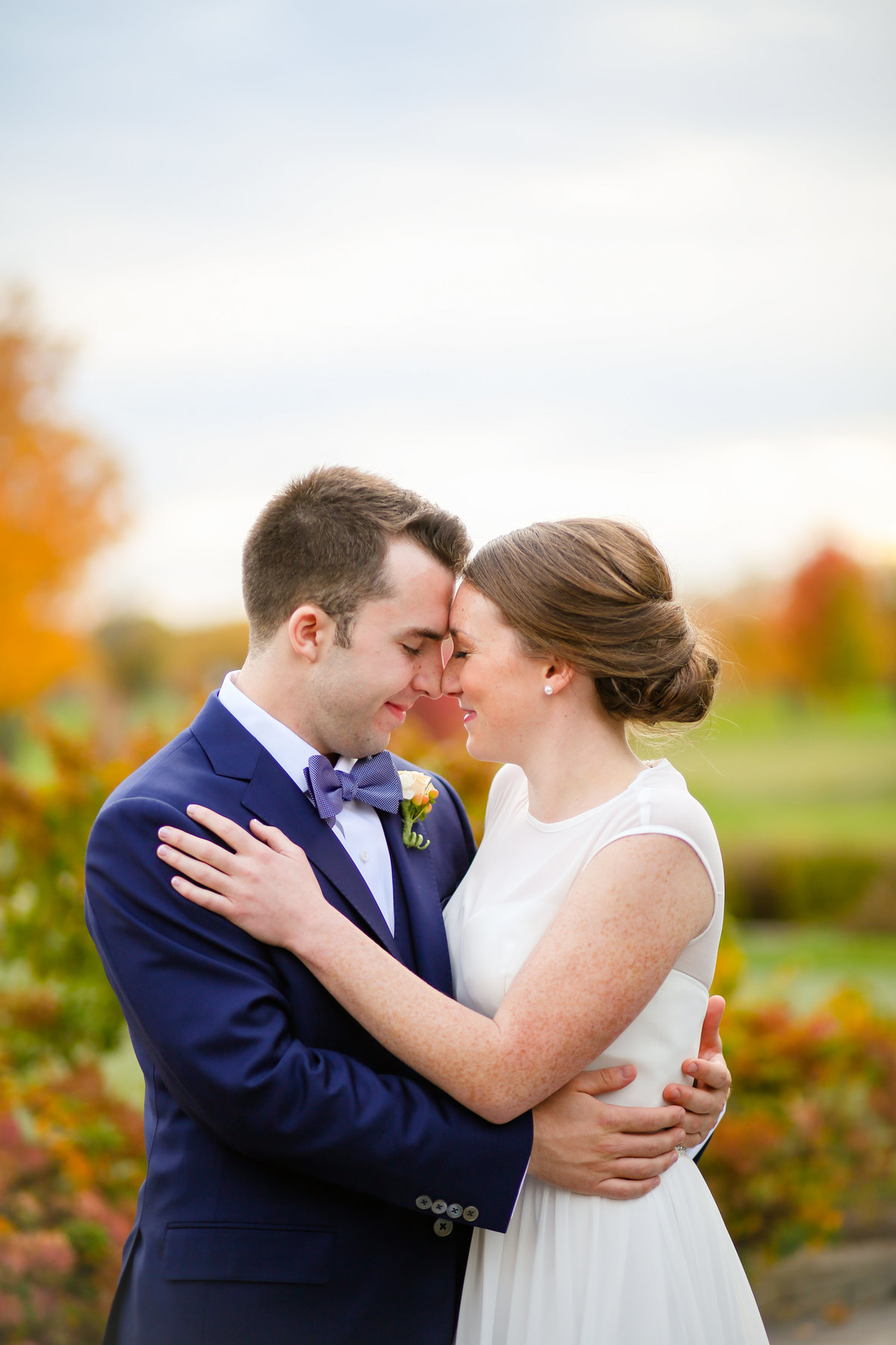 Edina Country Club - Fall Wedding