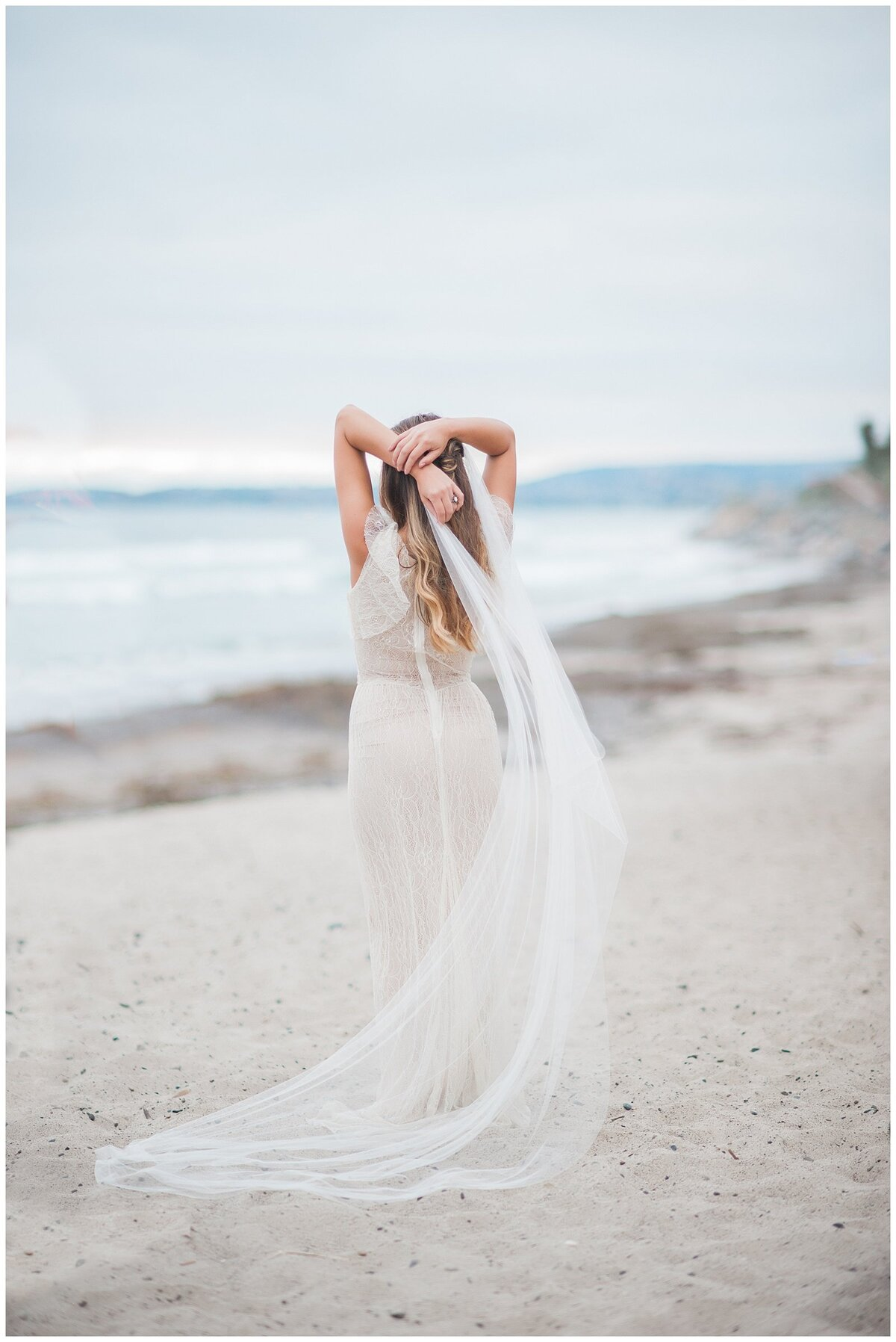 san clemente beach wedding elopement whimsical dreamy soft light socal photo047