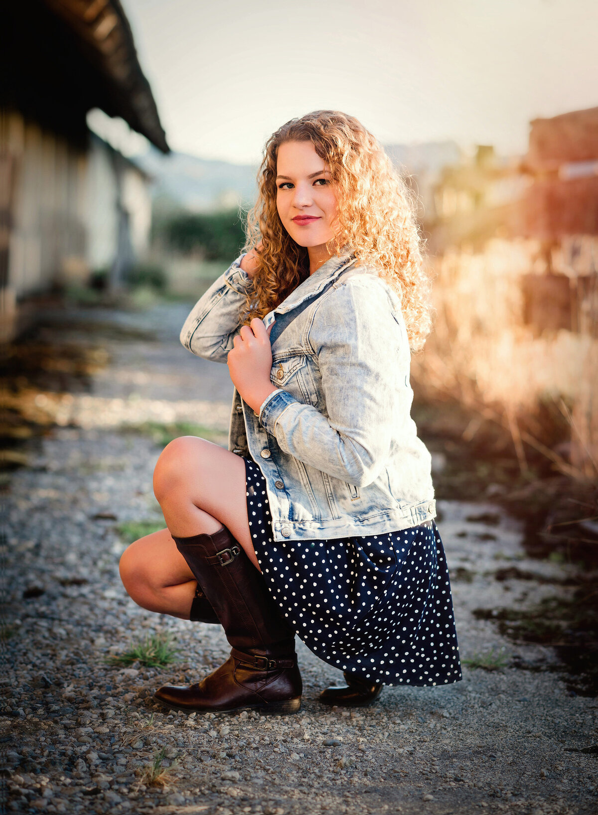 Skagit Senior Portrait Photographer 66
