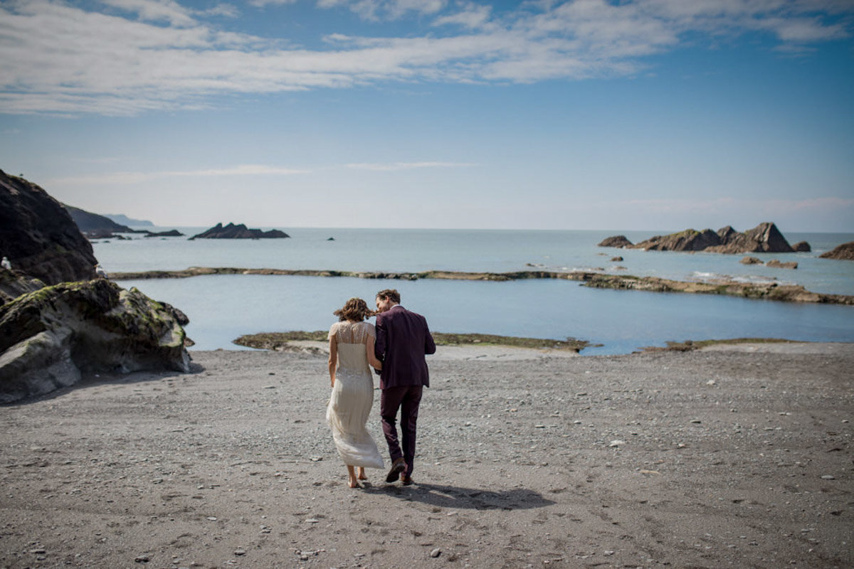 Evolve Photography Wedding Photography at Tunnels Beaches