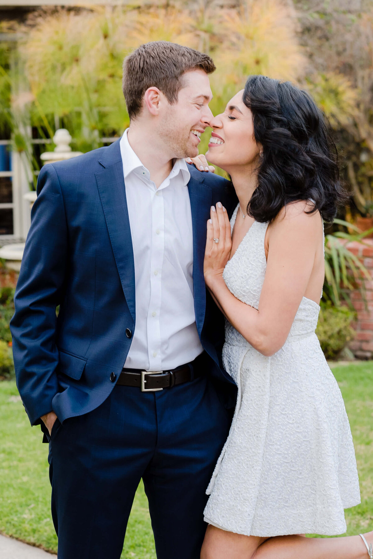 Los Angeles Wedding and Engagement Photographer Karina Pires Photography - Serving the areas of LA, Santa Monica, and Southern California.