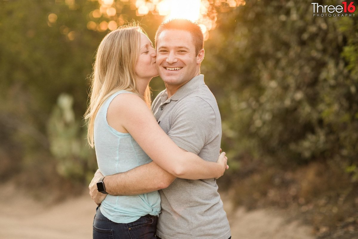 Whiting Ranch Wilderness Park Engagement Photos Trabuco Canyon Orange County Wedding Nature