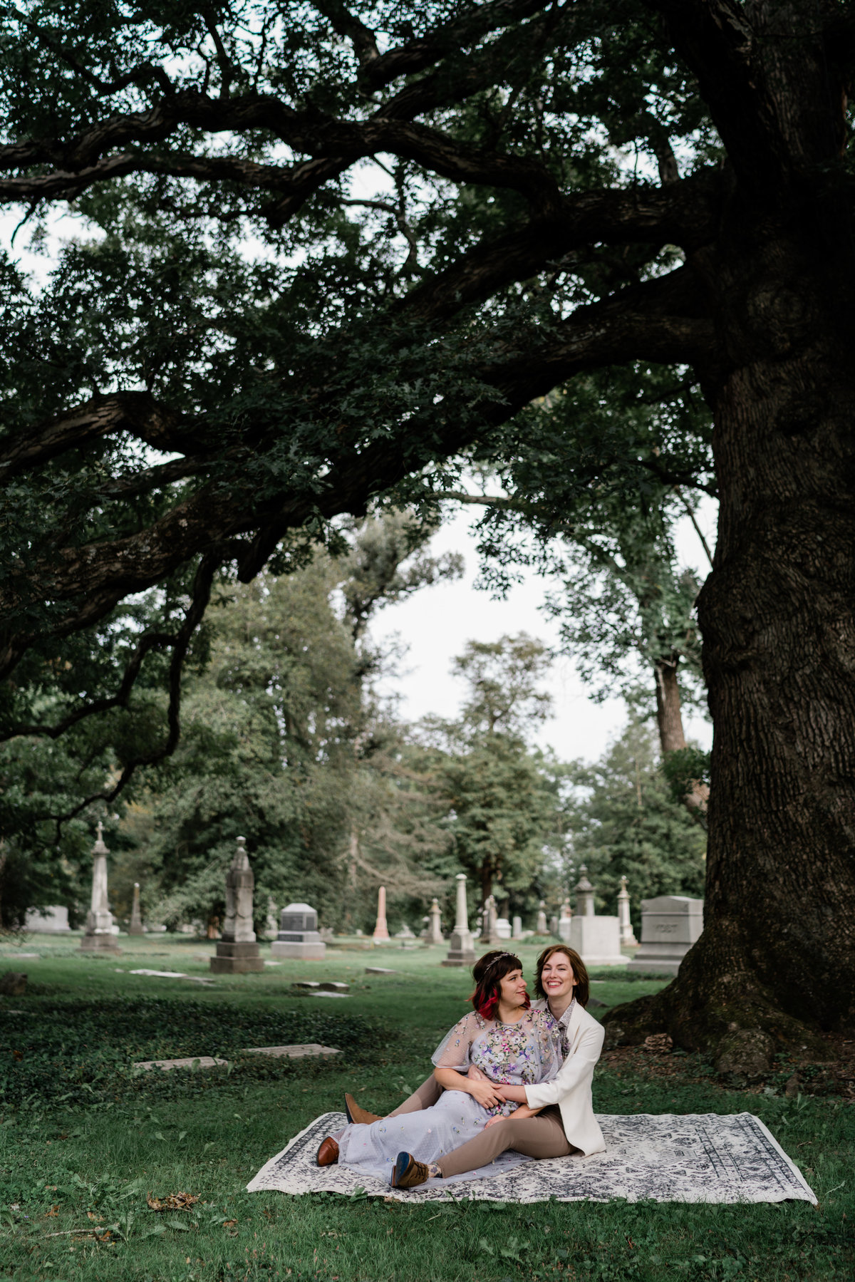 Claire and Rachel Pre Elopement LGBTQ friendly Cincinnati Wedding Photographers-29