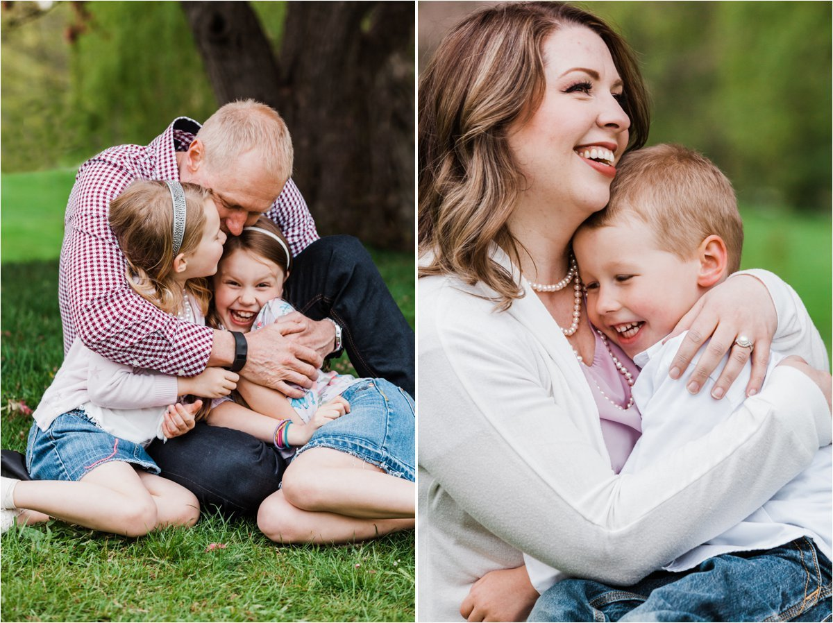 Springbank Park Family Photography Session in London Ontario by Dylan and Sandra Photography