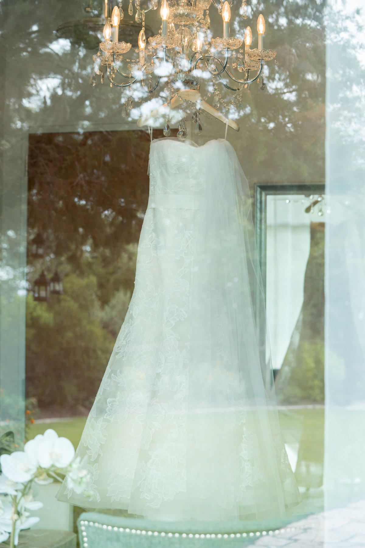 terrace club wedding photographer dress in window 2600 US-290, Dripping Springs, TX 78620