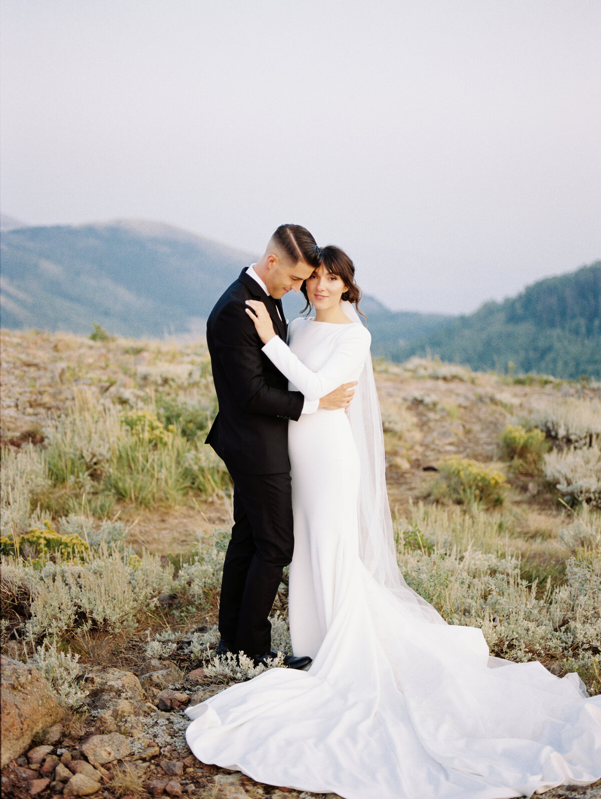 Kylie and Mitch Utah Bridal Session 67