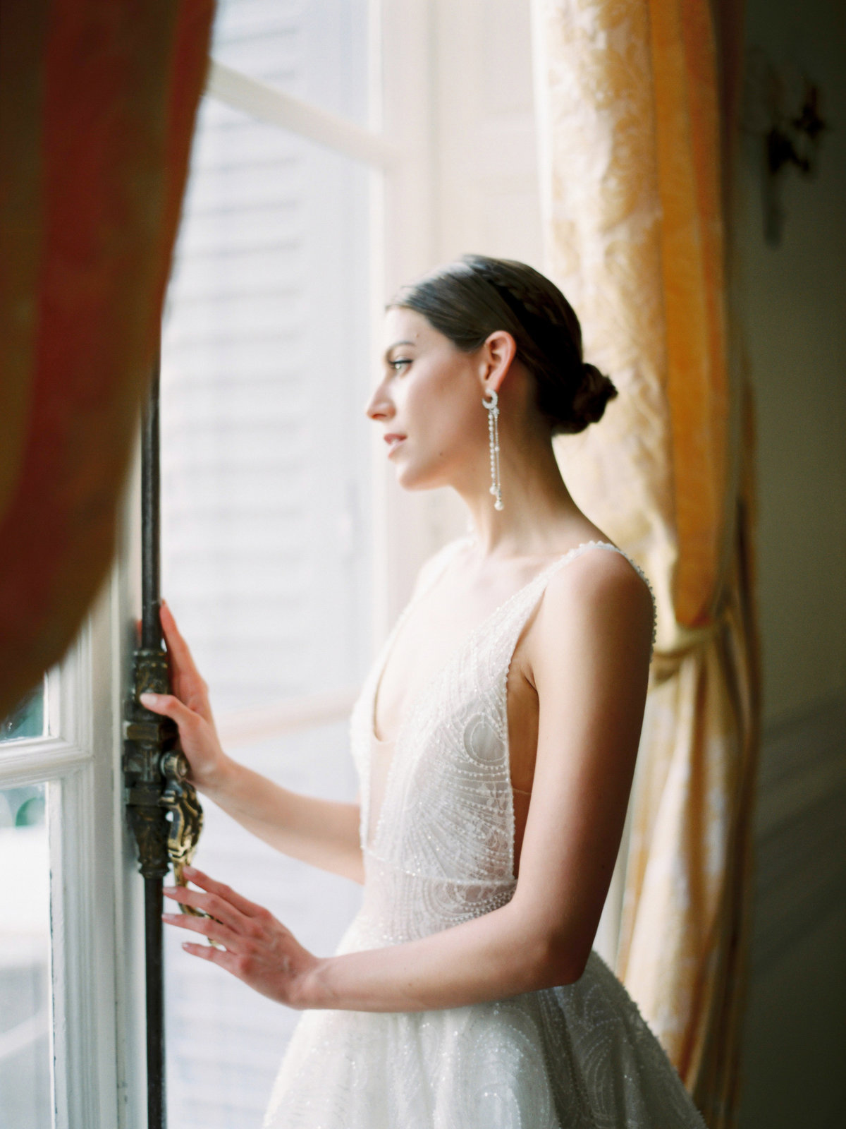 Luxurious french chateau wedding amelia soegijono0032