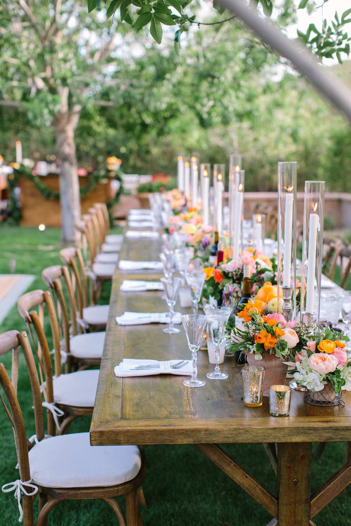 Paradise Valley Wedding Scottsdale Wedding Eddie V's wedding Ashley Gain Weddings Jay Worsley videography Arizona photographer Flower studio florals Garden wedding Estate wedding Celebrations in paper La tavola linen Scottsdale bible church wedding