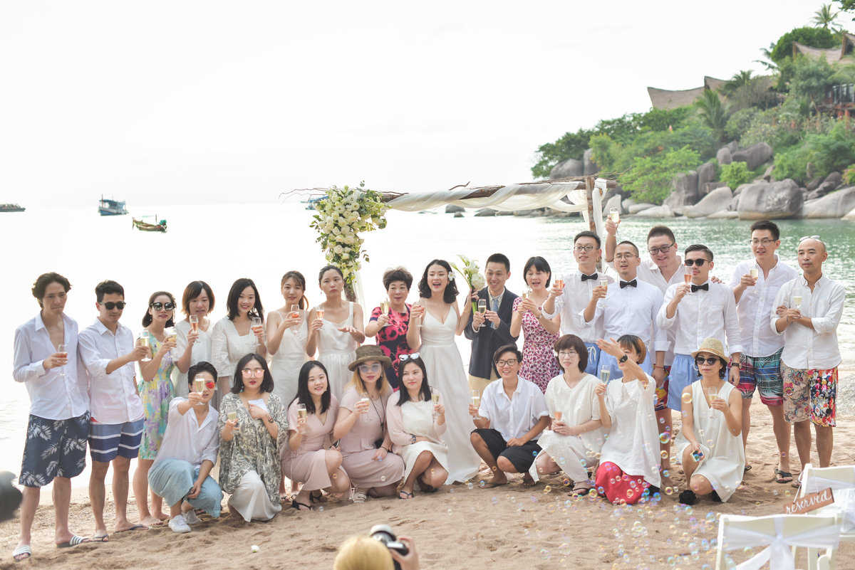 Koh Tao Wedding Thailand  | Forever Lovestruck | J&X_15