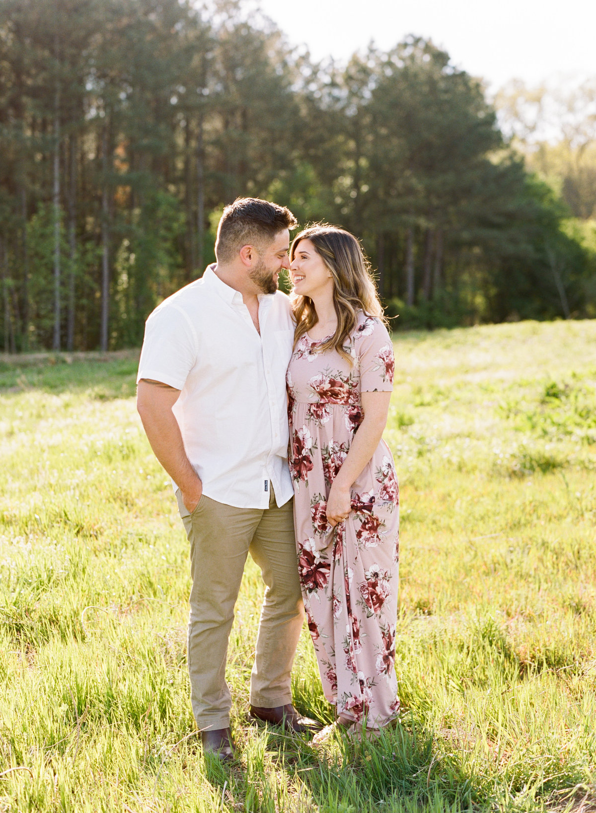 Raleigh engagement photography photo