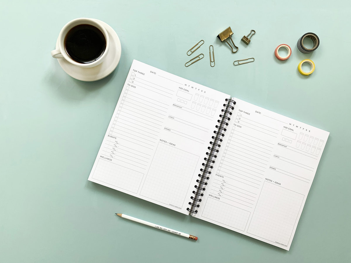 The Daily Page Planner 2