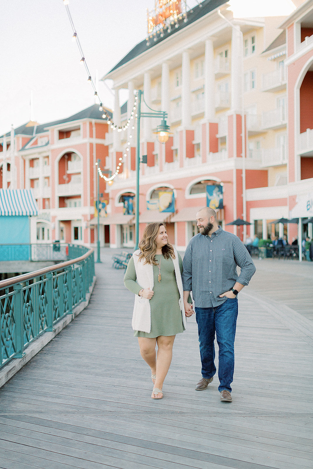 Larisa_+_Craig_Disney_Epcot_Boardwalk_Resort_Engagement_Session_Photographer_Casie_Marie_Photography-75
