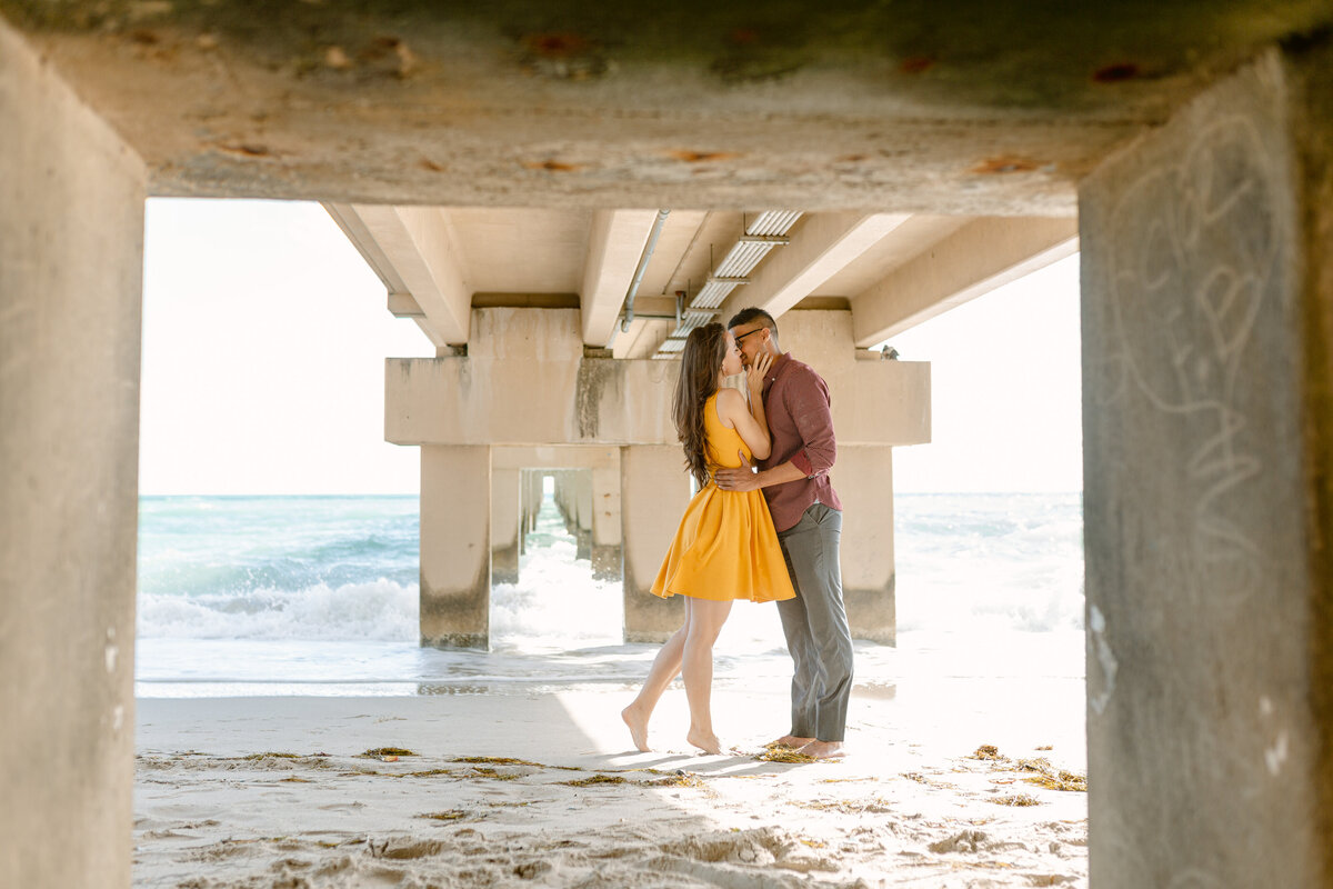 Sunny Isles Beach Engagement Photography Session 13