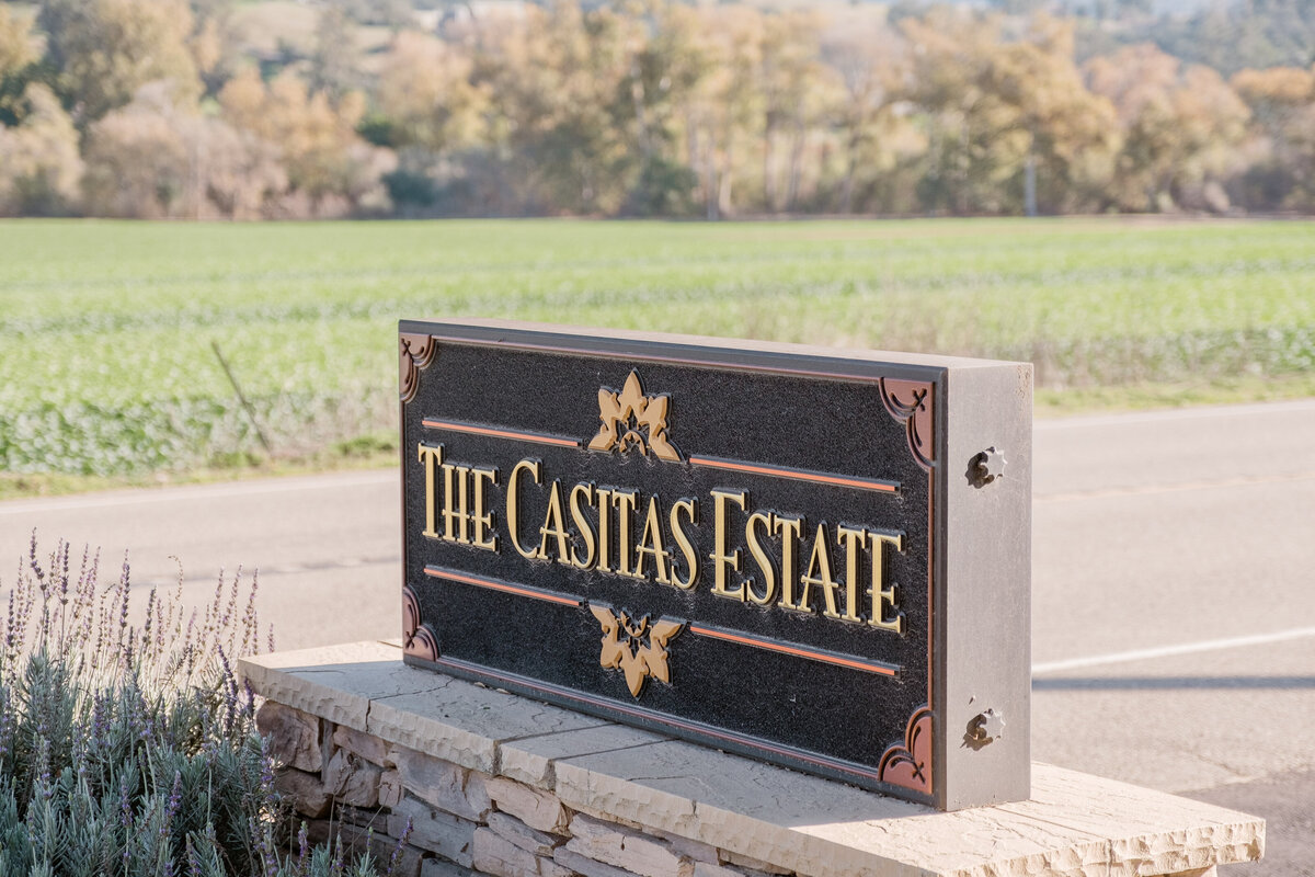 Casitas Estate monument