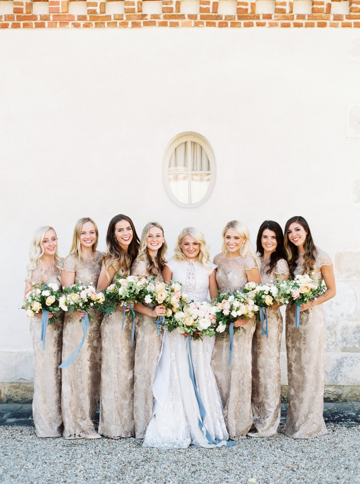 Paris France Wedding - Mary Claire Photography-31
