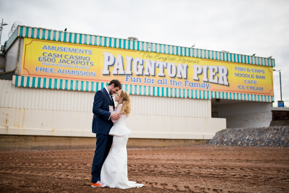 wedding photography in paignton
