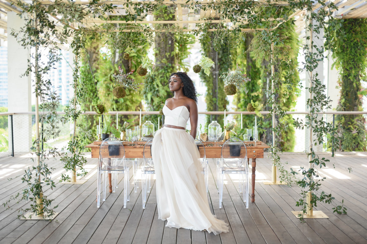 Miami Wedding Photographer | PAMM Bridal Portraits 12