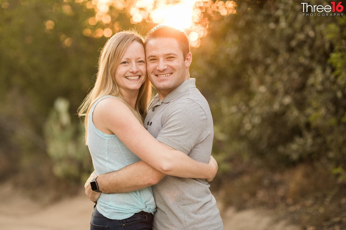 Whiting Ranch Wilderness Park Engagement Photos Trabuco Canyon Orange County