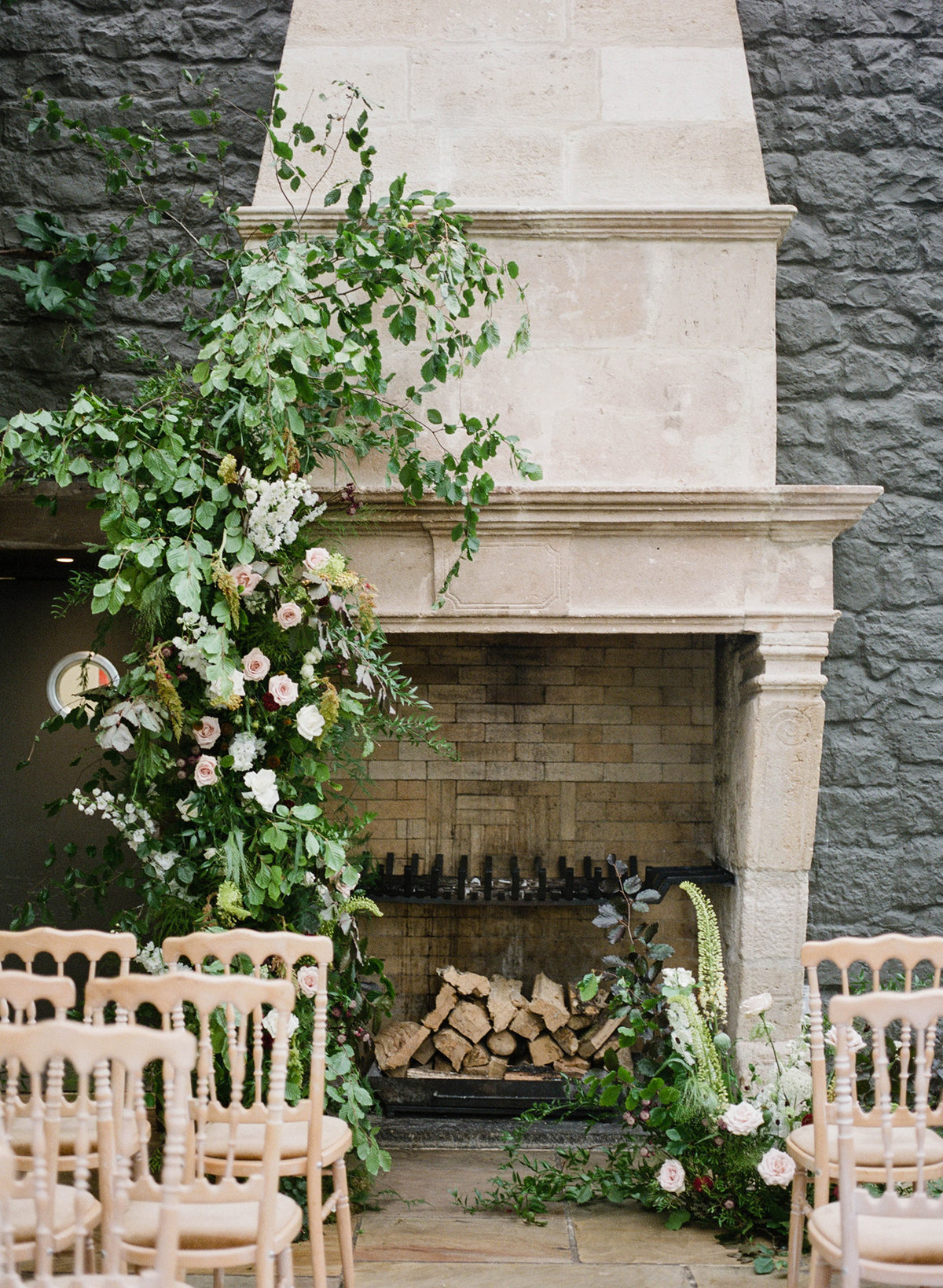 Destination Wedding Photographer - Ireland Editorial - Cliff at Lyons Kildare Ireland - Sarah Sunstrom Photography - 31