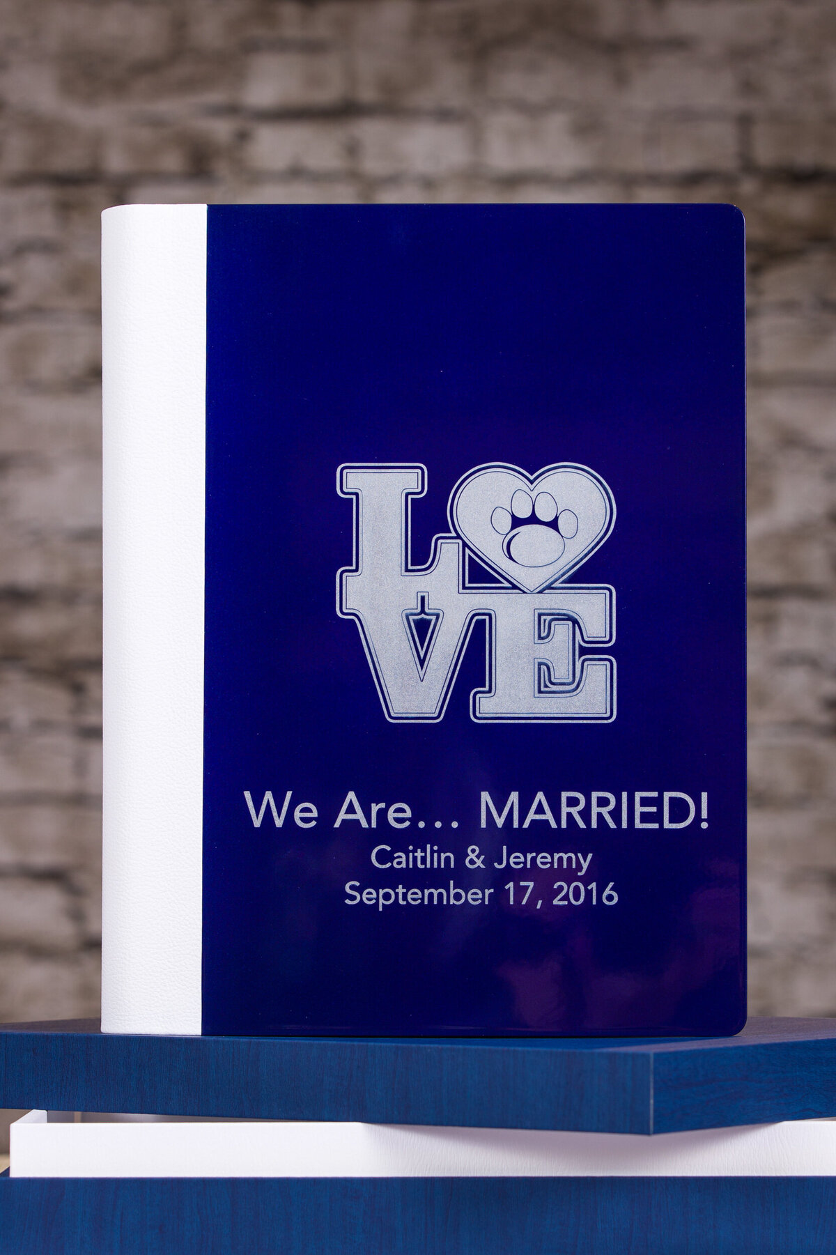 We Are Penn State Wedding Album