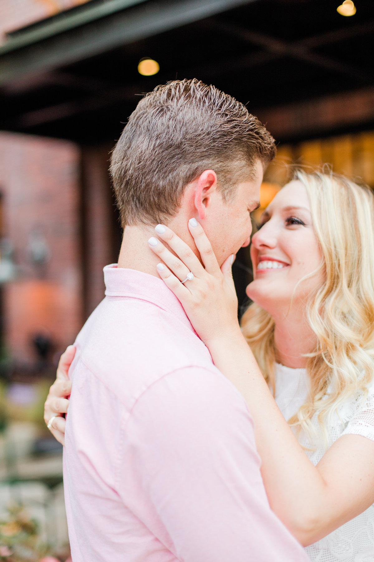 Pearl Stable Hotel Emma Engagement Session by San Antonio Wedding Photographer Allison Jeffers_2