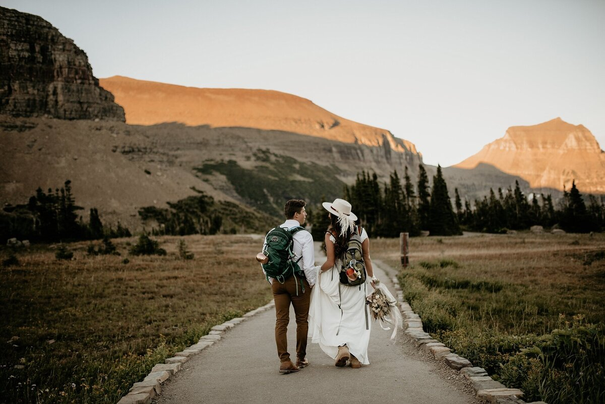glacier national park elopement - montana wedding photographer-_0027
