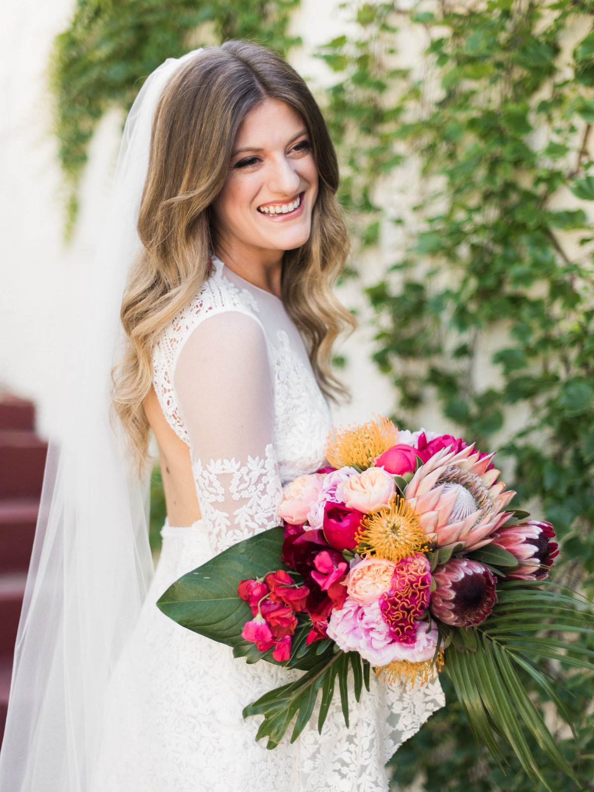 Courtney Hanson Photography - Vintage Tropical Wedding at The Belmont Hotel in Dallas-0238