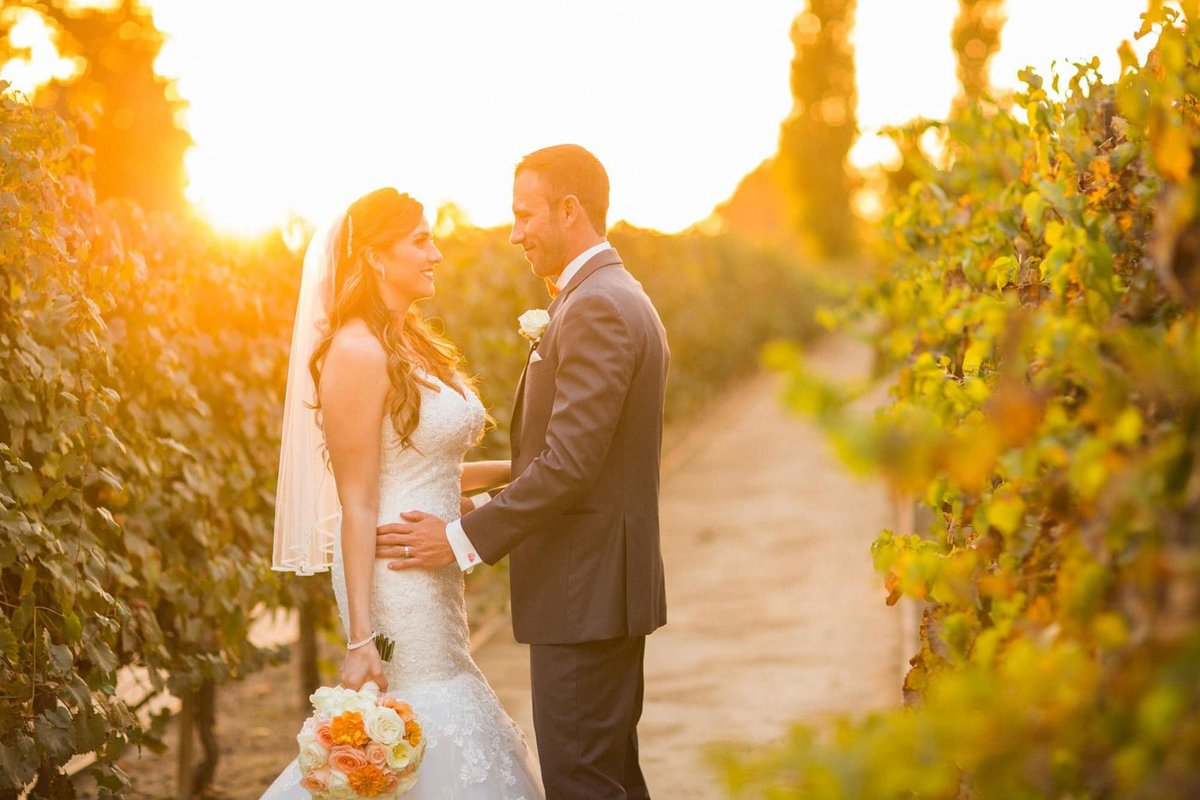 Turnip Rose Promenade Gardens Wedding