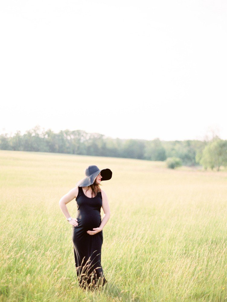 Rebekah Emily Photography Northern Virginia Photographer Film Maternity Session_0004