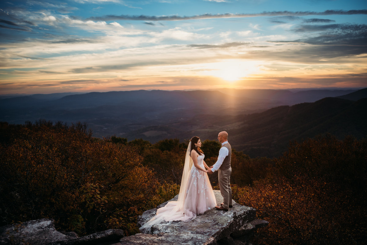 Kristie Lea Photography Wedding Engagement Portrait Virginia Colorful Enchanted Magical41