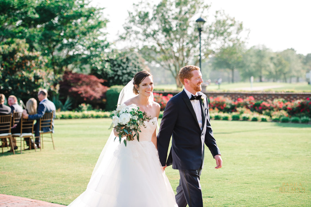 Pine Lakes Country Club Wedding Ceremony