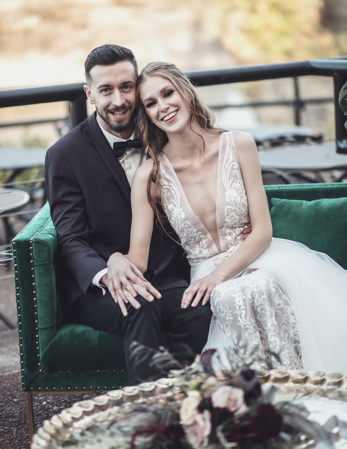 Jewel Toned Boho Fall Wedding Inspiration - Rochester, NY - Verve Event Co (1)