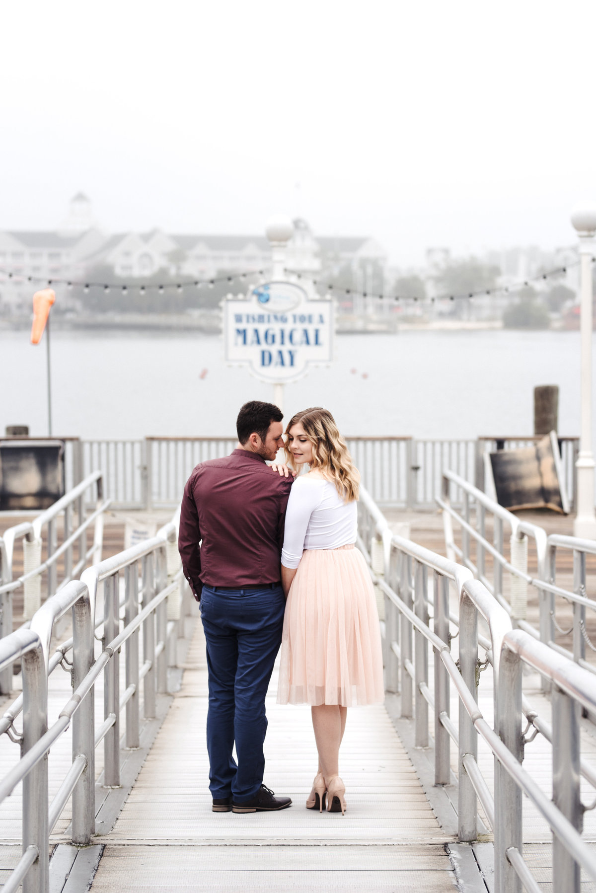 Ally & Brett's Disney Engagement Session (48 of 243)