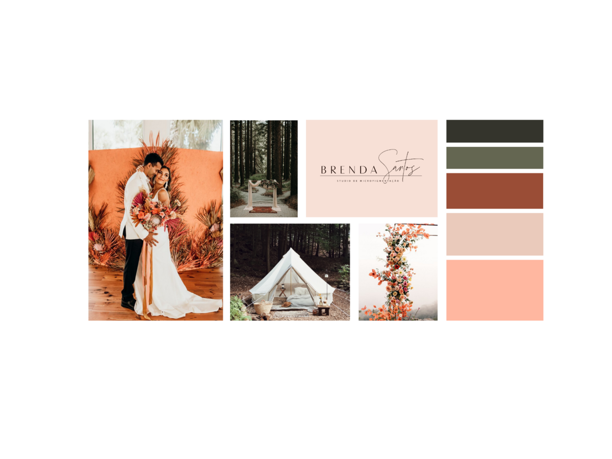 Wedding Photographer Branding Inspiration