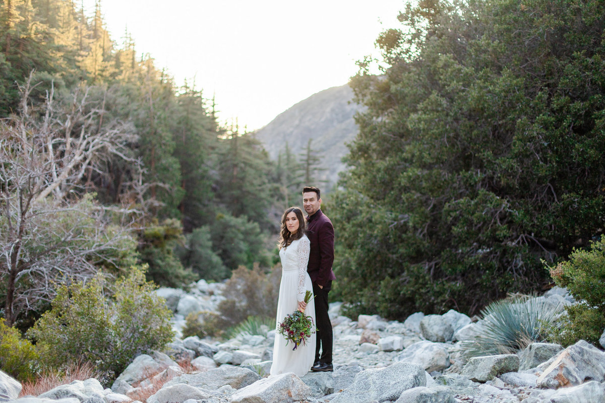 Mt. Baldy Elopement, Mt. Baldy Styled Shoot, Mt. Baldy Wedding, Forest Elopement, Forest Wedding, Boho Wedding, Boho Elopement, Mt. Baldy Boho, Forest Boho, Woodland Boho-37