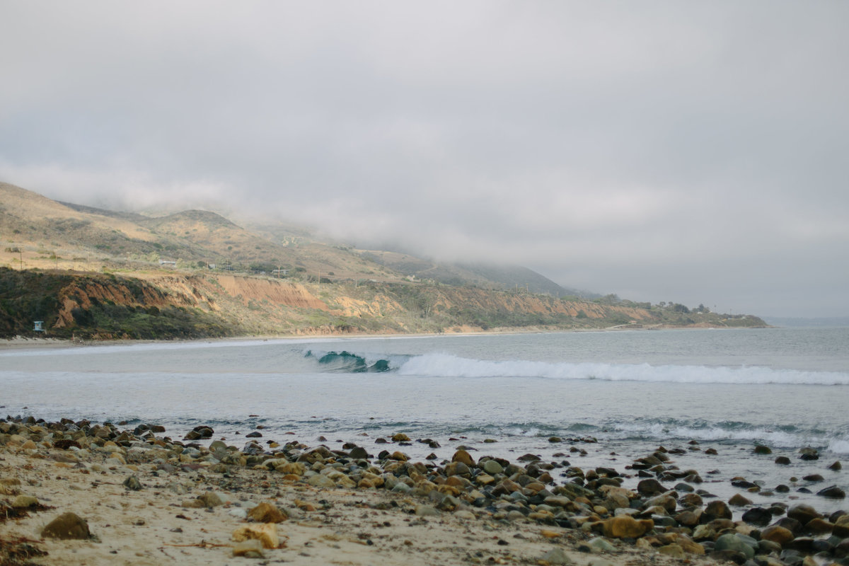 El Leo Carrillo Beach Malibu Angelika Johns Photography-2721