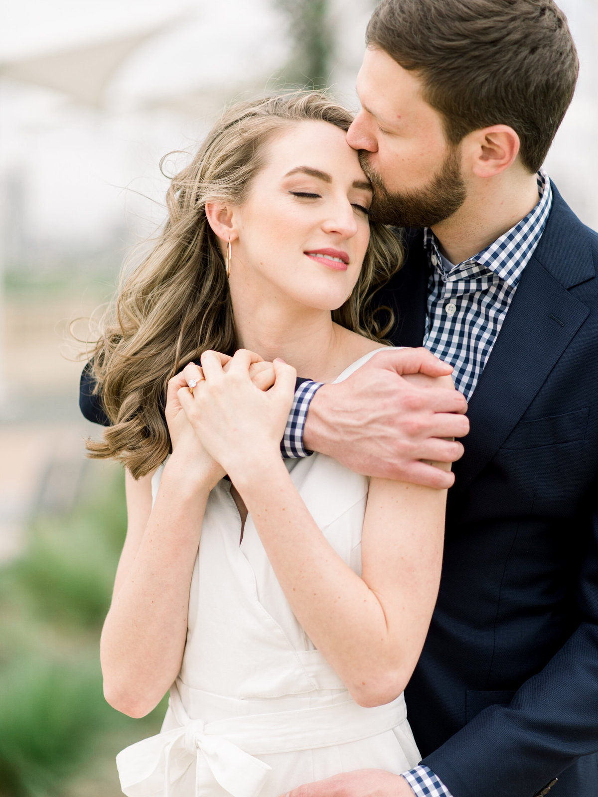 Courtney Hanson Photography - Dallas Spring Engagement Photos at Dallas Arboretum-2918